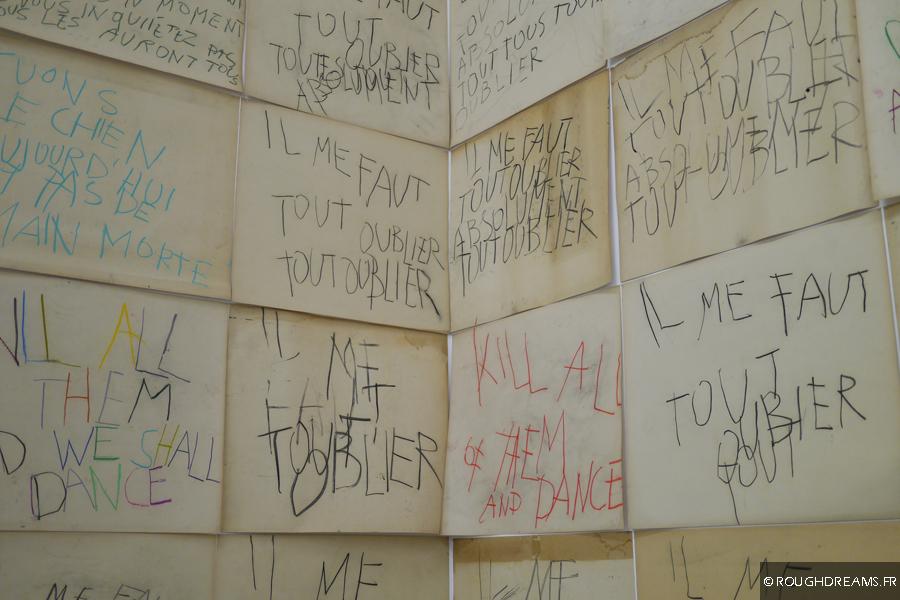 Berlinde de Bruyckere - expo 2014