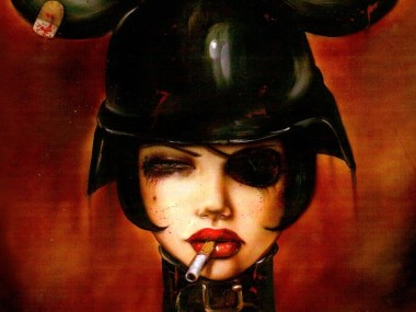 Brian M. Viveros – DIRTYLAND – 2006 / Paintings