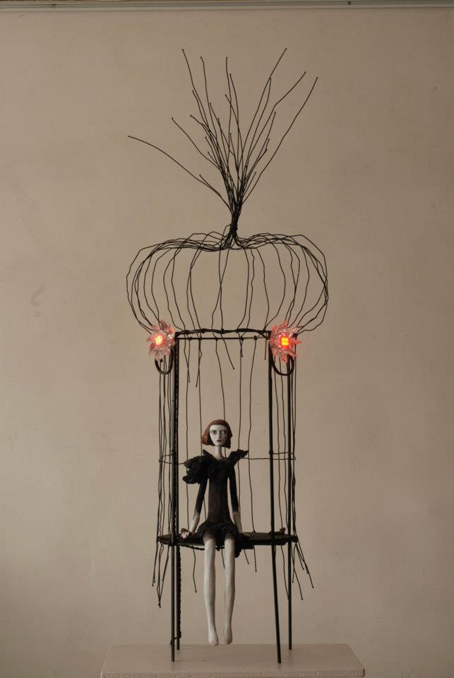 Clementine De Chabaneix – sculptures / sculptures figuratives