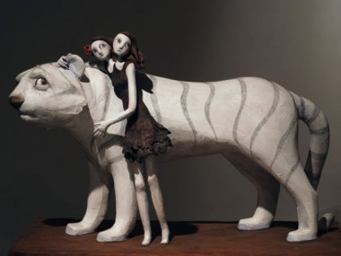 Clementine De Chabaneix – siamese / sculptures figuratives