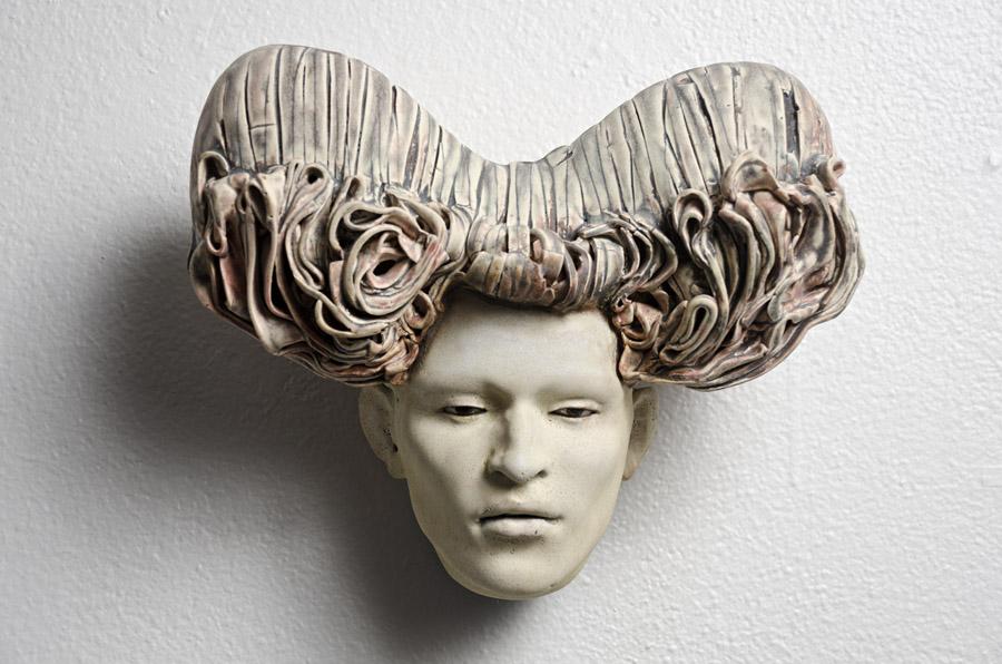 Cristina Cordova – Cabeza – 2013 – Sculptures