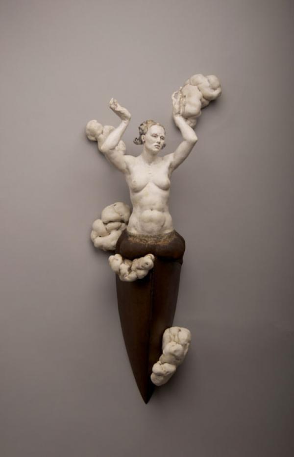 Cristina Cordova – El Temporal – Sculptures