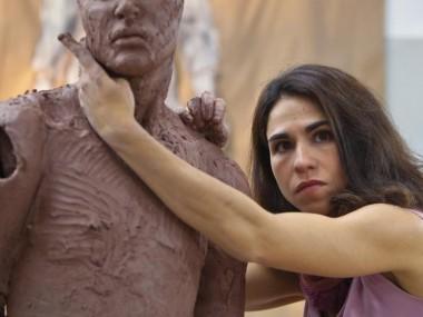 Cristina Cordova – Sculptures – portrait
