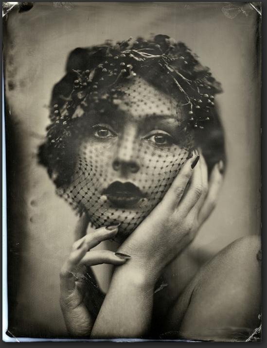 ED ROSS – Anastasia Arteyeva / Wet Plate Photographer