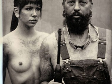 ED ROSS – Wet Plate Photographer