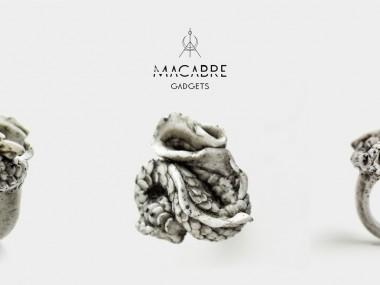 Eel ring – Macabre Gadgets  / Beautiful rings