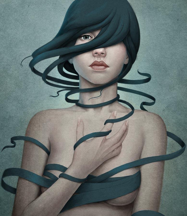 Fine digital Art of Diego Fernandez / Illustrator