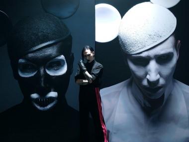 Gottfried Helnwein – The Golden Age 1 – feat Marilyn Manson2