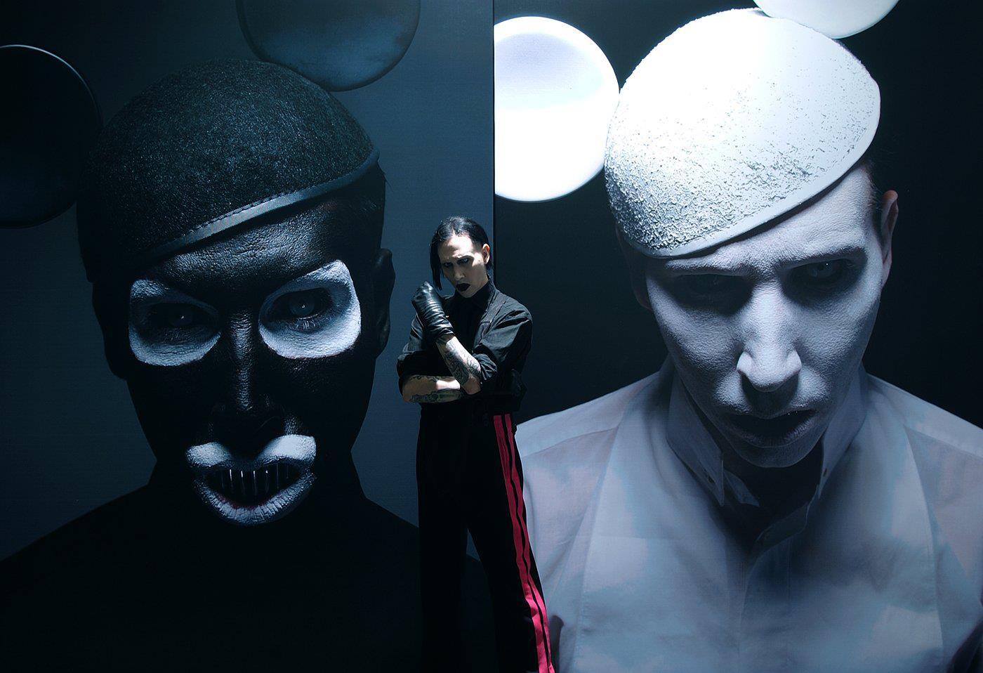 Gottfried Helnwein – The Golden Age 1 – feat Marilyn Manson2
