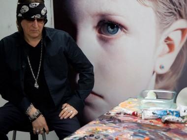 Gottfried Helnwein – portrait