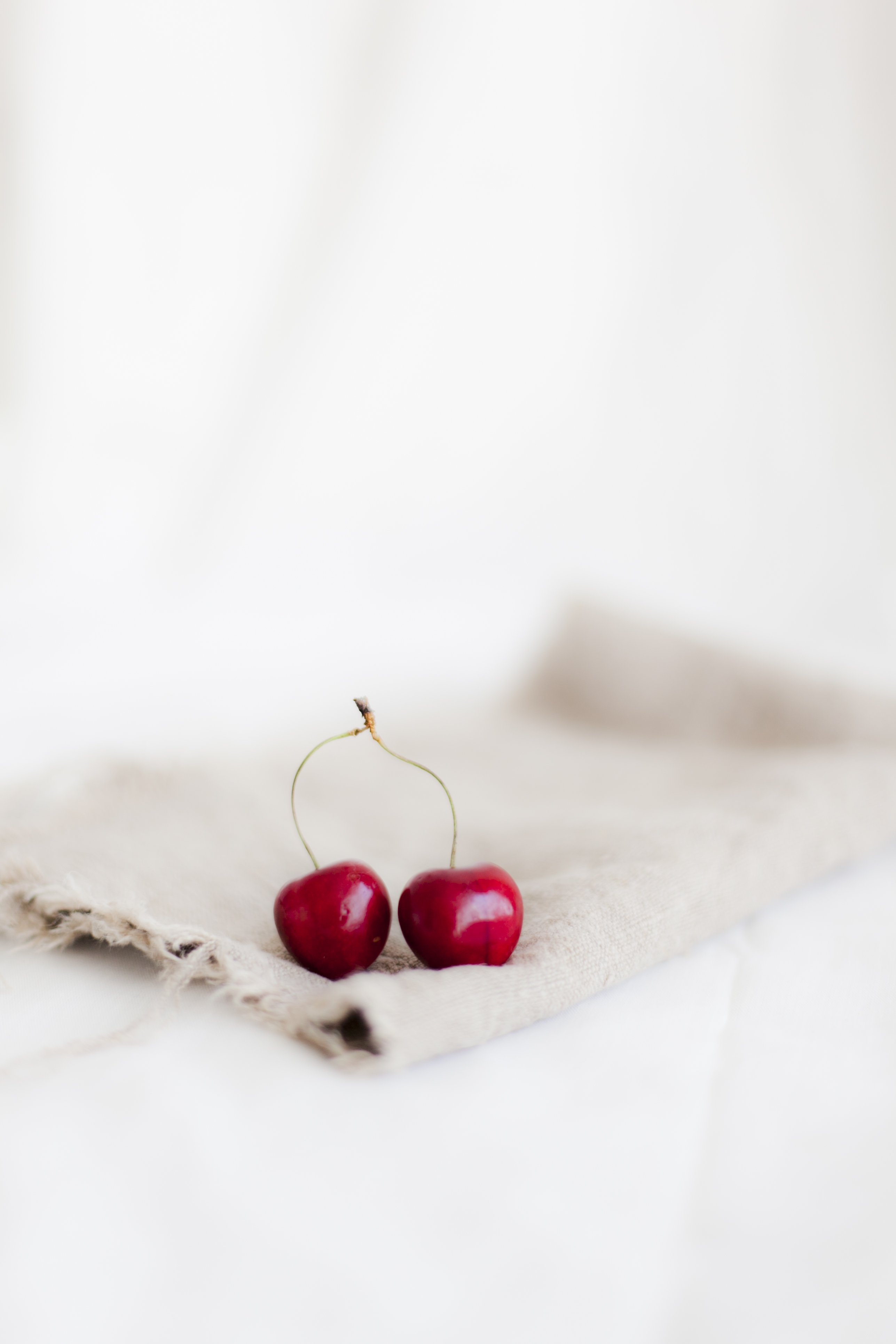Helena Ljunggren – Creativ food photography – Cerises