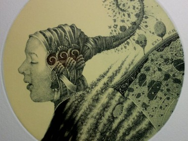 Juri Jakovenko – Illustrations aquarelle / Dry point -Myths