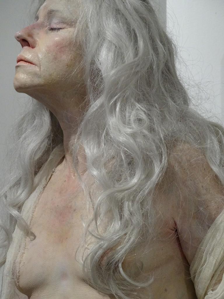 Marc Sijan - Sculpture hyper realiste