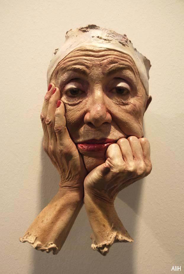 Marc Sijan – Sculptures hyperrealistes