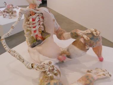 Monica Cook – mixed media sculptures