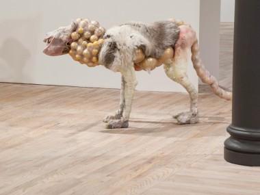 Monica Cook – mixed media sculptures – Unice / 2013