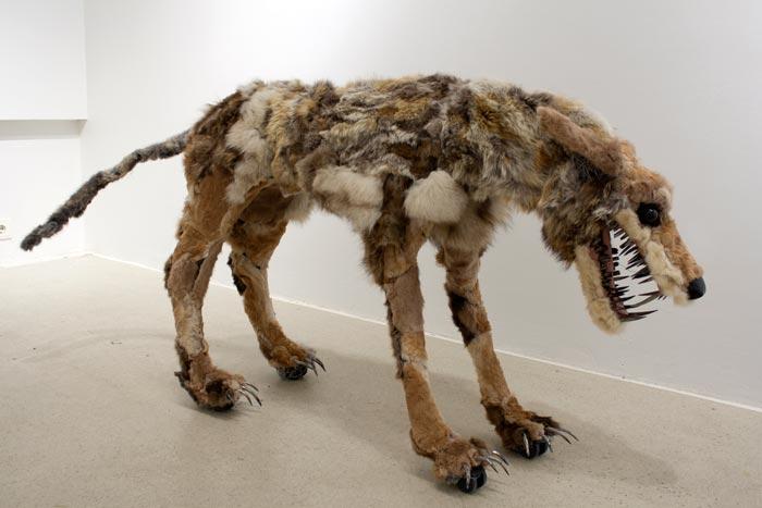 Tiina-Liisa Kaalamo – sculptures de l'immonde