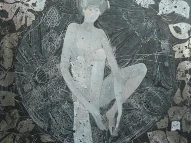 Yulia Luchkina – Fine art painting / Technique mixte