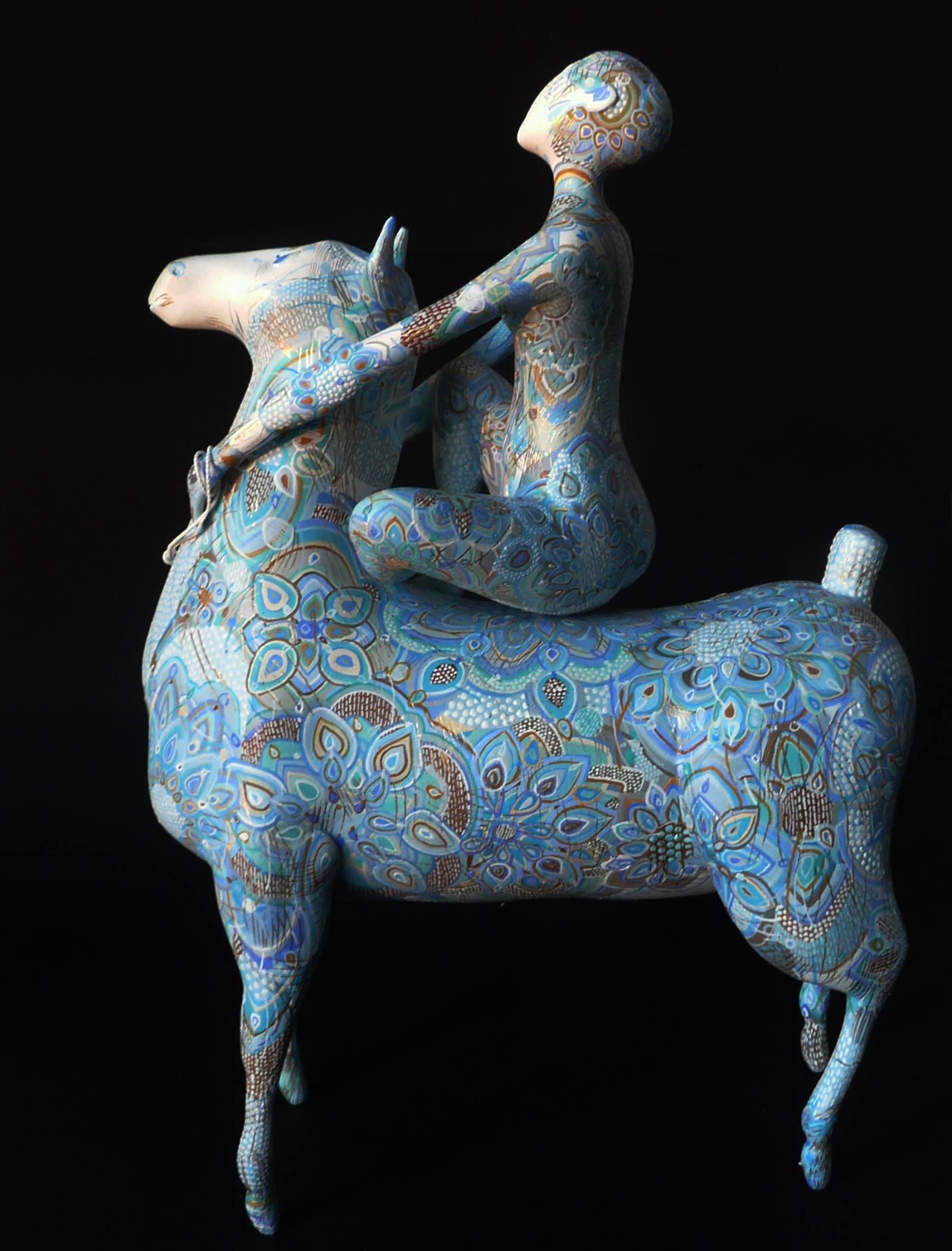 Yulia Luchkina – Sculpture