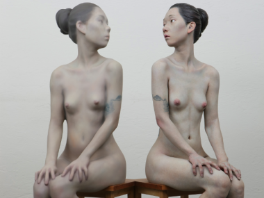 CHOI XOOANG – expo Paris – The Blind for the Blind – 2014