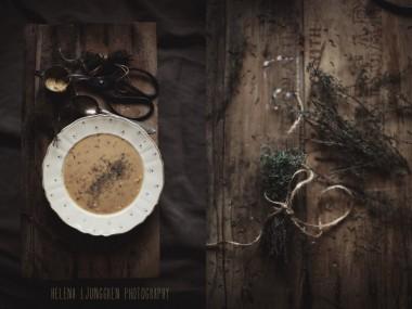 helena ljunggren – Soap / Creativ food photography