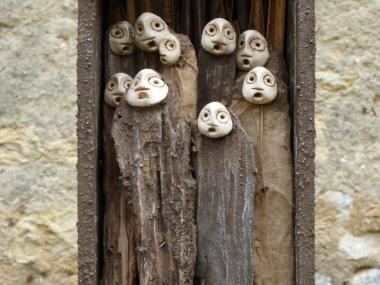 jephan de villiers – Sculptures