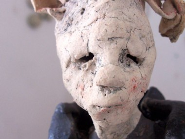 Claire Palfreyman – sculptures