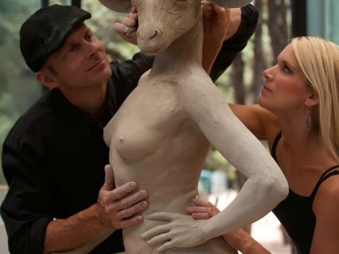 Colin and Kristine Poole – Sculpture