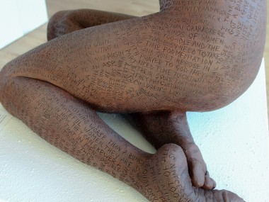 Colin and Kristine Poole – Humanimal sculptures