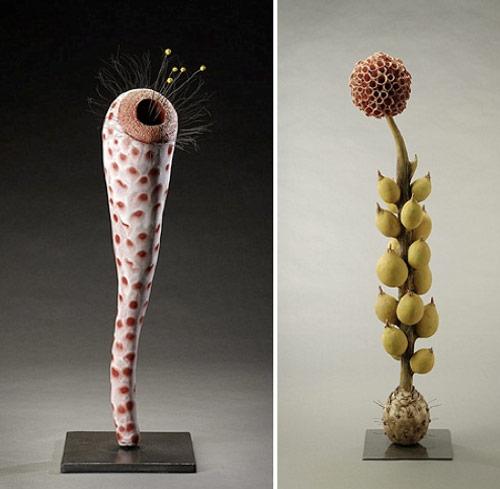 Leigh Michelson – sculptures