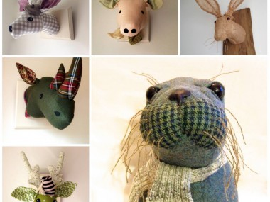 Textile Art Dolls – Characters by Julia