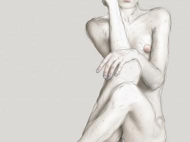 Andre Maynet – dessin illustration femmes