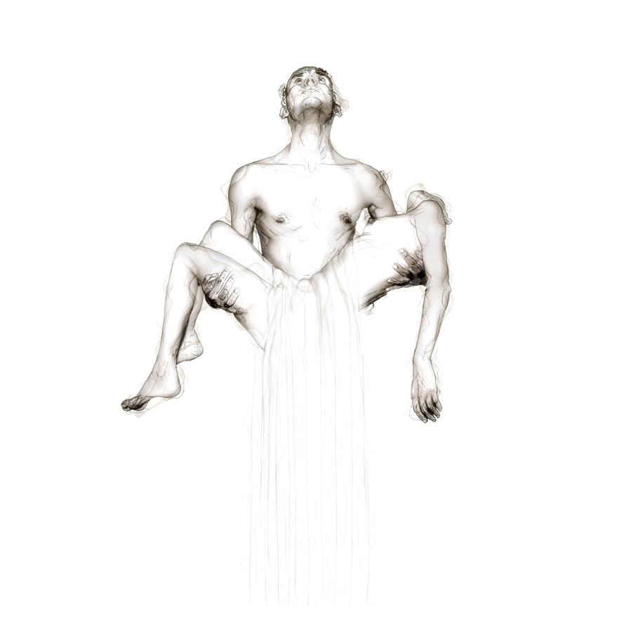 Andre Maynet – dessin illustration sensuelle