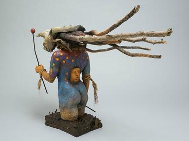 George Lafayette – Drummer / Figuratives sculptures