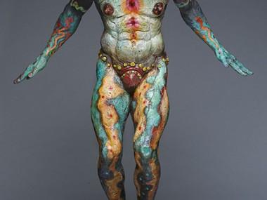 George Lafayette – Horns / Figuratives sculptures