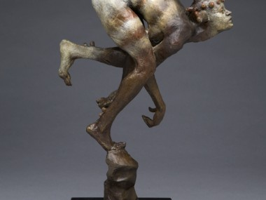 George Lafayette – RabbitGirl / Figuratives sculptures