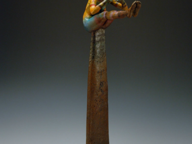 George Lafayette – Seeker Bronze / Figuratives sculptures