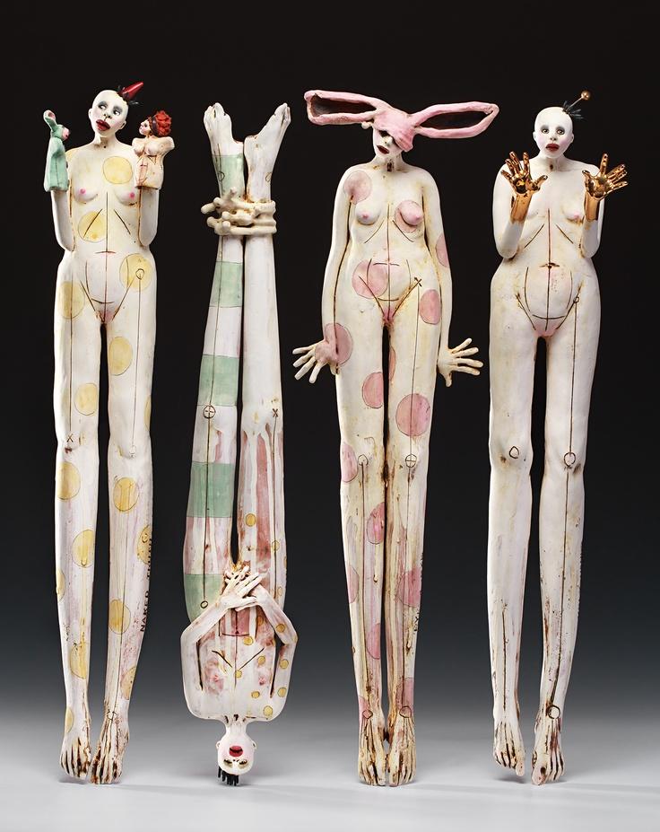 Nancy Kubale – Sculptures figuratives