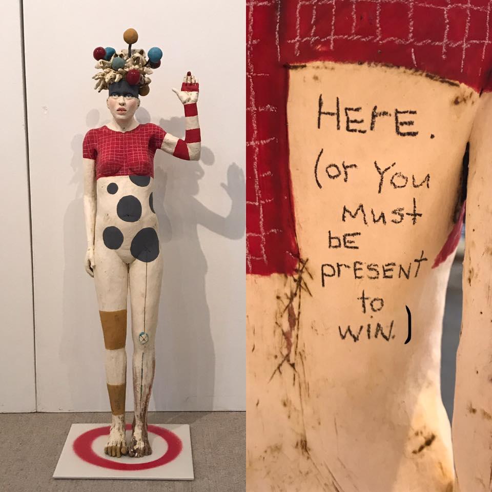 Nancy Kubale – sculptures 2017