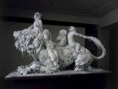 Nicola Hicks – Dan's Story 2003 / sculptures