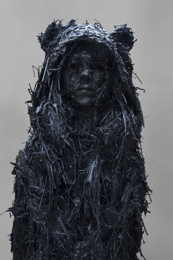 Nicola Hicks – Dressed for the Woods II – 2013 / sculptures