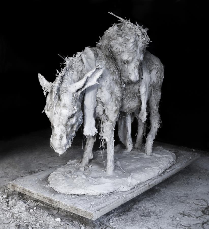 Nicola Hicks – Who was I Kidding – 2011 – Sculptures