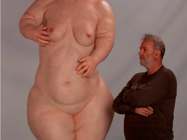Zarko Baseski – sculptures hyperrealiste