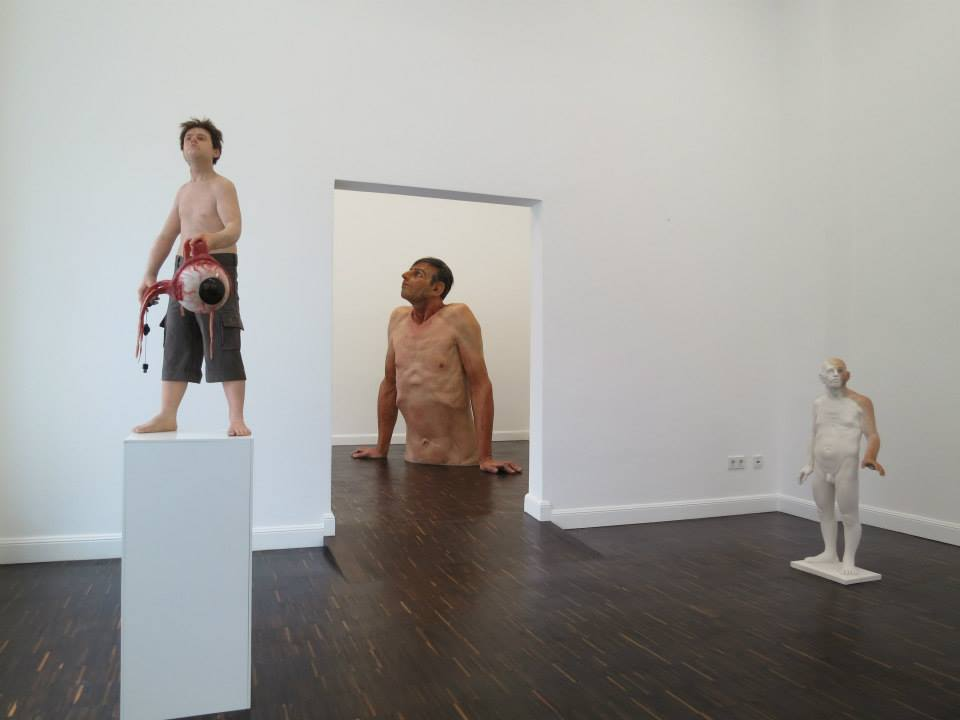 Zarko Baseski – sculptures hyperrealiste – Nuremberg exhibition