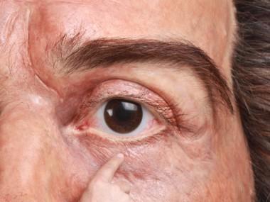 Zarko Baseski – sculptures hyperrealiste detail