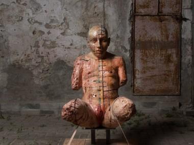 Christian Zucconi – sculptures CORPO VI (2015)