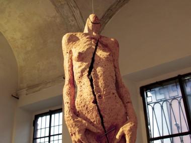 Christian Zucconi – sculptures – Vecchio Ospedale