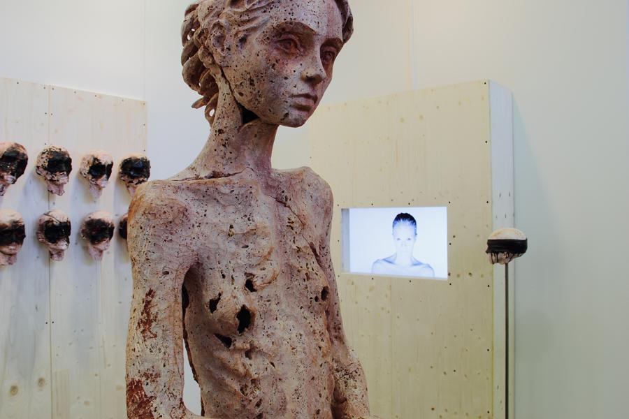 Christian Zucconi - sculptures
