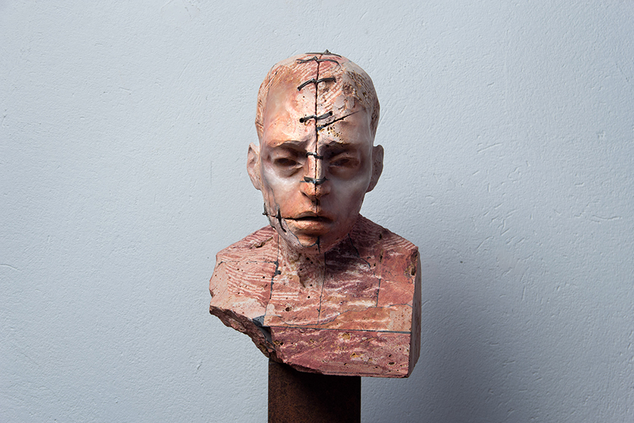 Christian Zucconi – sculptures buste