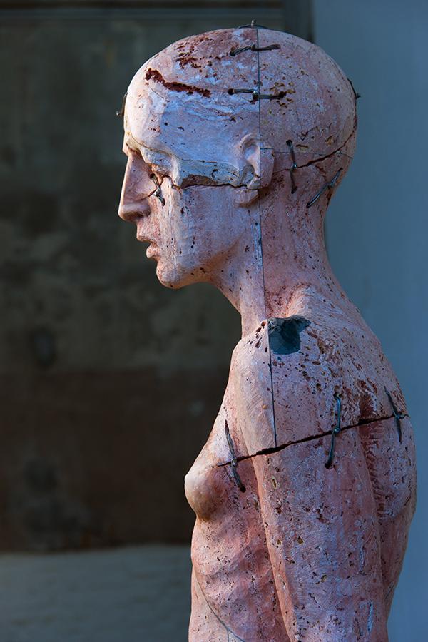 Christian Zucconi – Wood sculptures